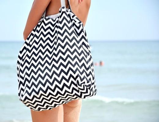 Vyrobte si stylovou plátěnou tašku přes rameno