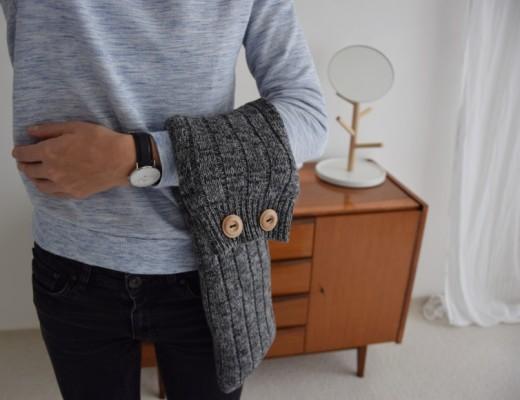 DIY polštářek s přidanou hřející hodnotou