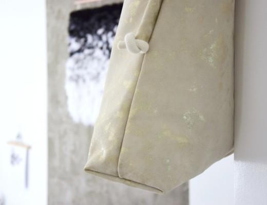 I já mám svou DIY koženou kabelku