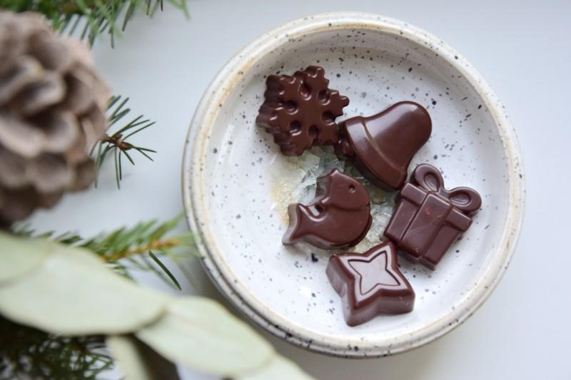 Recept na čokoládové pralinky, zdravé marokánky a válečková vychytávka pro pekařky